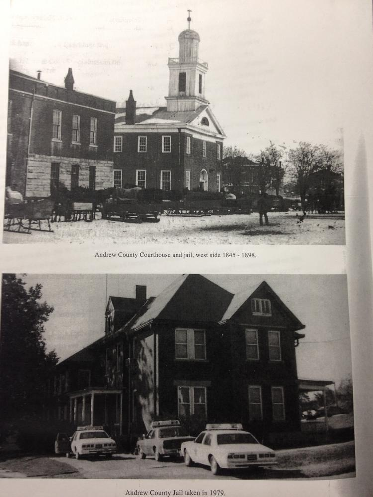 History of Sheriff's Office - Andrew County Sheriff's Office